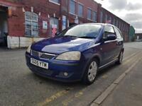 2005 Vauxhall Corsa sxi -12 Months MOT/ Service history NOT Yaris or Micra