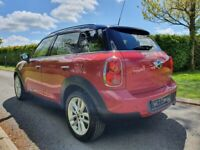 2013 MINI Countryman 1.6 Cooper D 5dr CHILI PACK, PARKING SENORS, METALLIC PAINT, £3395 OF EXTRAS!