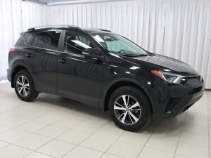 2018 Toyota RAV4 A NEW ADVENTURE IS CALLING!!! LE AWD SUV w/ BAC
