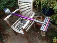 Dyson handheld vacuum cleaner dc59 / V6 cleaned and refurbished