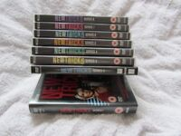 New Tricks Complete Series 1,2,3,4,5,6,7 and 8 on DVD