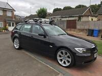 BMW 330D SE Estate Auto - Full Leather - Sat Nav