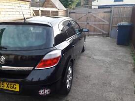 Vauxhall astra 1.6 with 9 months mot. Spares or repair