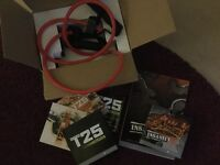 Beach body Insanity and T25 complete DVD £125 ono