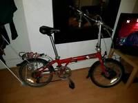 Folding Bike Dahon