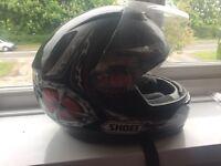 Shoei Crash Helmet