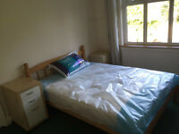 NICE DOUBLE ROOM, NEW BED, GREAT FOR mature STUDENTS/PROFESSIONALS FALLOWFIELD. RENT £98p/w