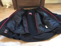 Two motorbike jackets (his & hers) and mens trousers