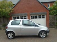 Toyota Yaris 1.0 VVT-i Colour Collection 3dr