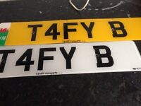 Private number plate for sale.....