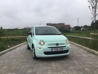 Fiat 500 new shape only £4795