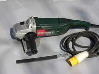 METABO W2030 110V 230mm ANGLE GRINDER
