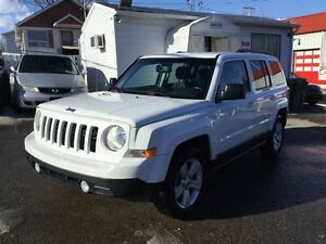 2013 Jeep Patriot SPORT NORTH ED AUT 4250$ 514-692-0093