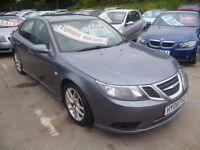 Saab 9-3 Sport TID Auto,4 door saloon,1 previous owner,2 keys,leather interior,runs and drives