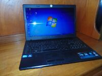 ASUS laptop working with windows 7