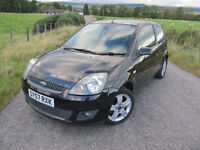 Ford Fiesta 1.25 Zetec Climate 2007 . Years MOT, VGC only £2125 ono