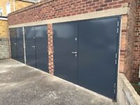 Secure Lock up Garage in Vista Road, CO15 6AT (SP21606)