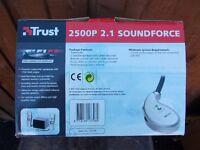 trust 2500P 2.1 soundforce
