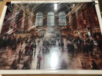 Huge Grand central station picture
