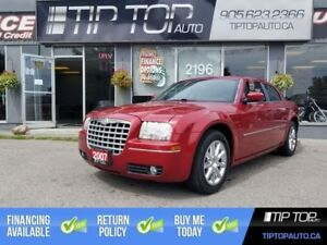 2007 Chrysler 300 Touring ** Leather, Heated Seats, Well Equippe
