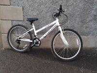 Girls Goldrush mountain bike (24in wheels)