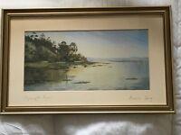 """Lymington River"" by Rachel Long"
