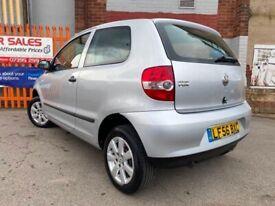 image for Volkswagen, FOX, Hatchback, 2006, Manual, 1198 (cc), 3 doors