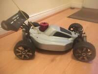 Hyper 7 nitro buggy may swap