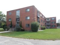 2 bedroom apartment available Nov 1. Building near all amenities
