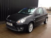 2008 Ford Fiesta 1.6 Zetec S 3dr 2 Keys Long MOT Good Spec Finance Available May px