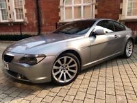 BMW 630i SPORT COUPE ...FULL SERVICE HISTORY.. NICE SPEC..