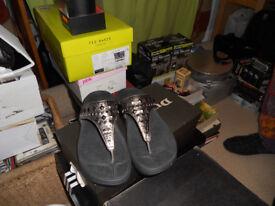 Ladies trainers & Fit Flops
