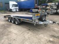 "Ifor Williams 16"" Trailers"