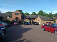 One bedroom 1st floor flat, Inshes Wood, near Culloden