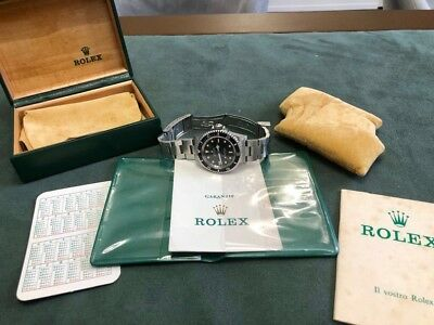 Rolex Submariner 5513 Wrist Watch for Men