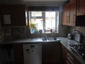 Fitted Kitchen. Units, Worktops, Sink, Gas Hob, Hood.