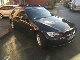 BMW 318i 2007, 2.0L, 128bhp. Beautiful condition.