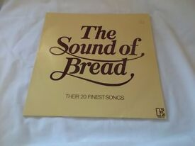 "VERY NICE THE SOUND OF BREAD 12"" VINYL LP RECORD"