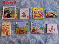 Children's Books Various Titles 50p Each Set 5