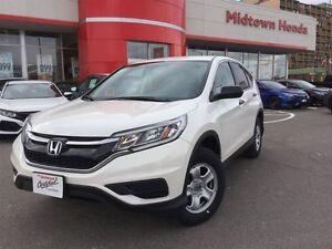 2015 Honda CR-V LX*REAR CAM*BLUETOOTH*T SEAT