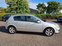 VAUXHALL ASTRA 1.6i 16V SXi 5dr Mot, Fsh and Warranted A Nice Looking Car (silver) 2006