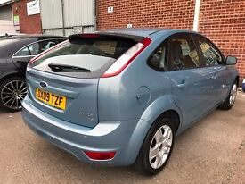 Ford Focus 1.6 Style 5dr *** PART EX TO CLEAR ***