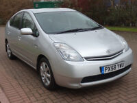 2008 TOYOTA PRIUS 1.5 T3 VVT-I 5d AUTO 77 BHP FULL YEAR MOT+CLIMATE CONTROL + FULL SERVICE RECORD
