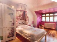Children's hand painted bedroom furniture