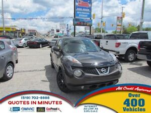 2011 Nissan Juke SL | AWD | SUNROOF | HEATED SEATS