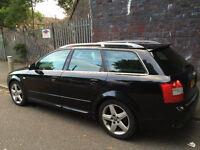 Audi A4 TDI Sport Estate - 6 speed Gear Box Diesel - 2 Former keepers - Clean Car For 2003
