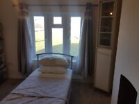 Nice size room for rent in lovely village with tranquil surroundings a great open views.