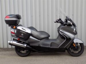 2006 Suzuki Burgman 650 Executive ABS SCOOTER