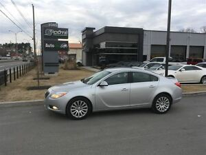 2011 Buick Regal CXL  42000 km