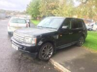 2006 Range Rover sport v8 HSE. ✅ spares or repairs .. great car throughout